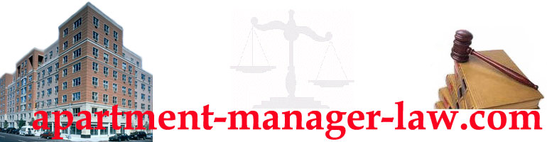 Resident Apartment Manager Law in California - This site